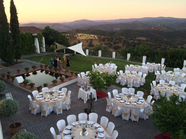 La boda de Natalia y Álvaro en Aracena, Huelva 20