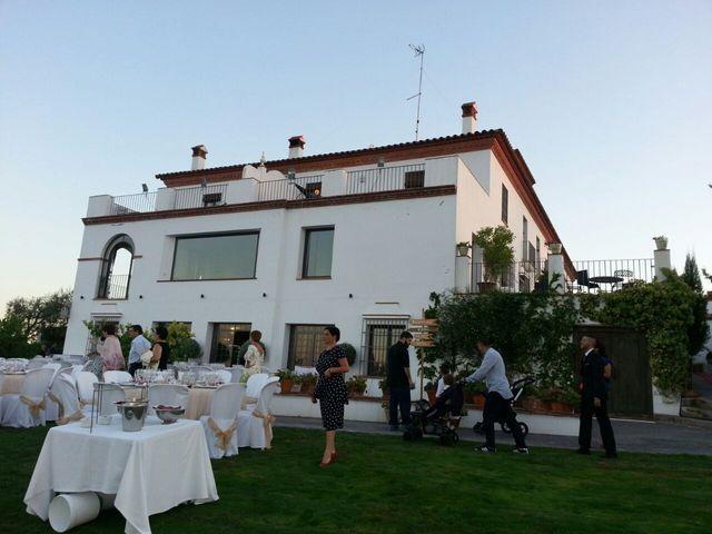 La boda de Natalia y Álvaro en Aracena, Huelva 27