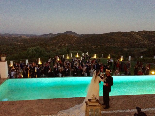 La boda de Natalia y Álvaro en Aracena, Huelva 32