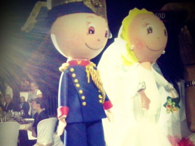 La boda de Natalia y Álvaro en Aracena, Huelva 39