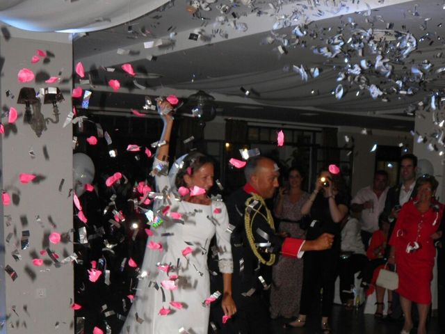 La boda de Natalia y Álvaro en Aracena, Huelva 42