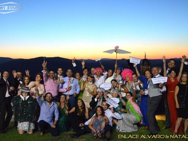 La boda de Natalia y Álvaro en Aracena, Huelva 43