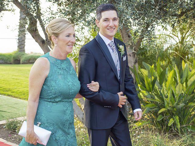 La boda de Borja y Cristina en Alhaurin El Grande, Málaga 4