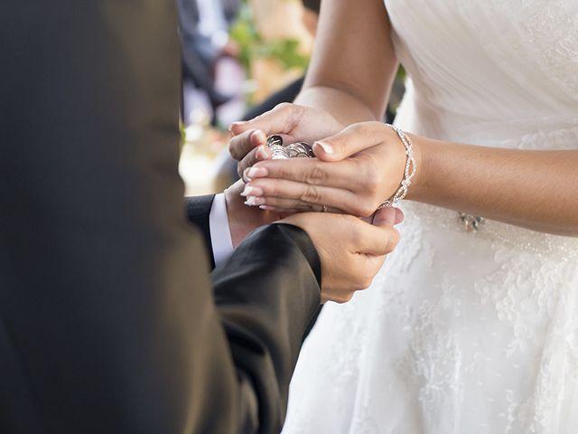 La boda de Borja y Cristina en Alhaurin El Grande, Málaga 10