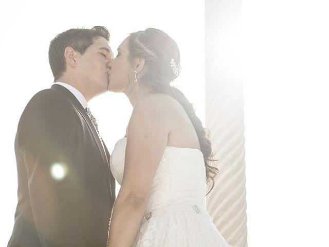 La boda de Borja y Cristina en Alhaurin El Grande, Málaga 20