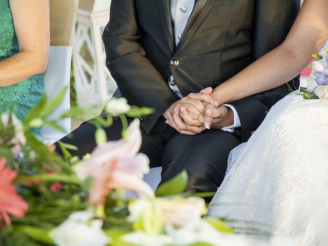 La boda de Borja y Cristina en Alhaurin El Grande, Málaga 6