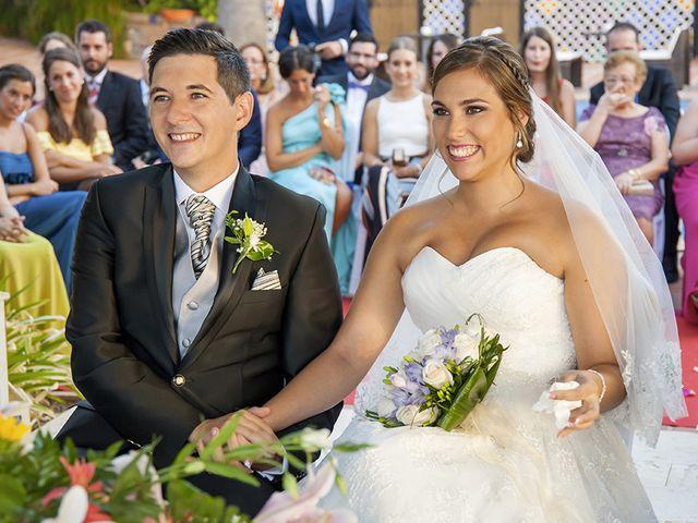 La boda de Borja y Cristina en Alhaurin El Grande, Málaga 8