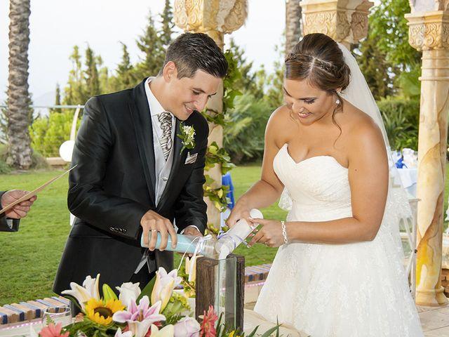 La boda de Borja y Cristina en Alhaurin El Grande, Málaga 9