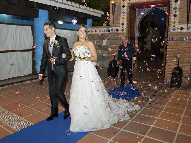 La boda de Borja y Cristina en Alhaurin El Grande, Málaga 14
