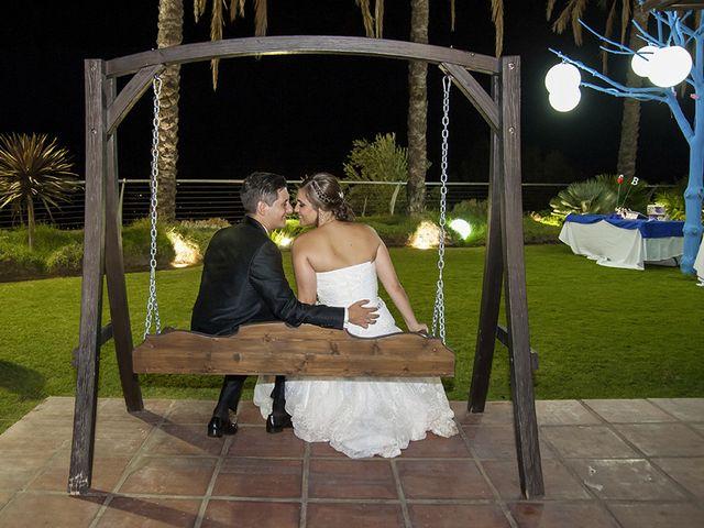 La boda de Borja y Cristina en Alhaurin El Grande, Málaga 11