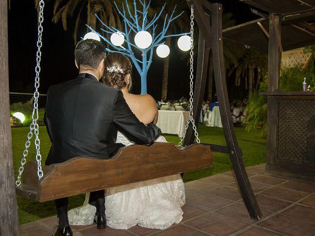 La boda de Borja y Cristina en Alhaurin El Grande, Málaga 13
