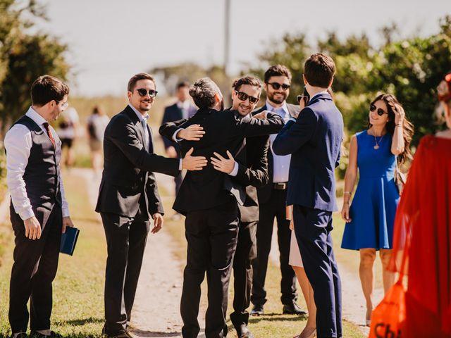 La boda de Alberto y Eleonora en El Palmar, Alicante 4
