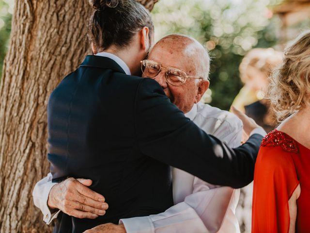 La boda de Alberto y Eleonora en El Palmar, Alicante 5