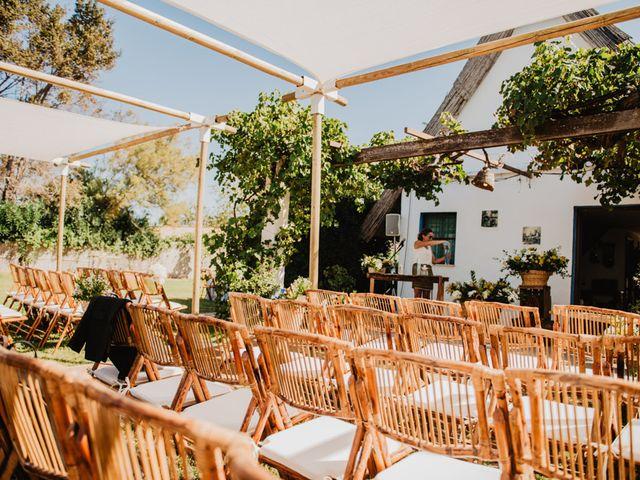 La boda de Alberto y Eleonora en El Palmar, Alicante 7