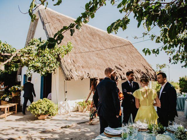 La boda de Alberto y Eleonora en El Palmar, Alicante 8