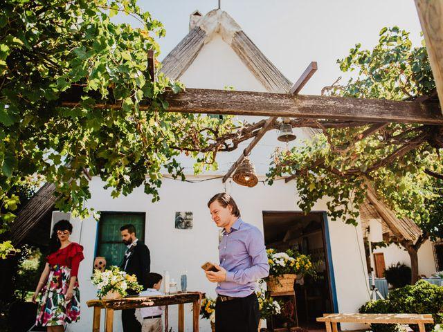 La boda de Alberto y Eleonora en El Palmar, Alicante 10