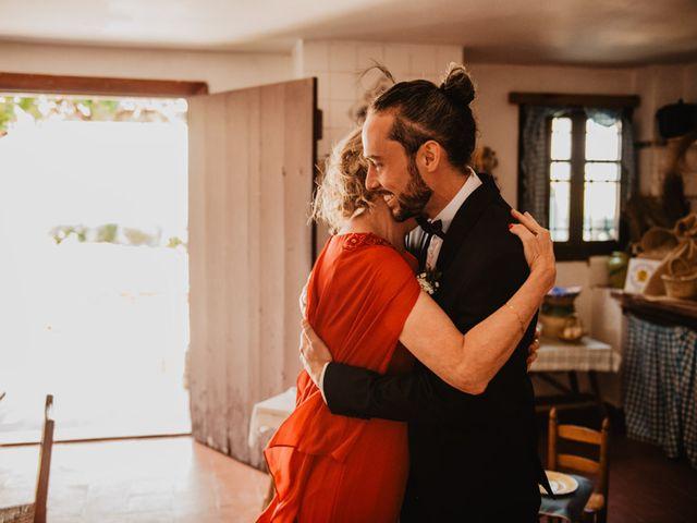 La boda de Alberto y Eleonora en El Palmar, Alicante 11