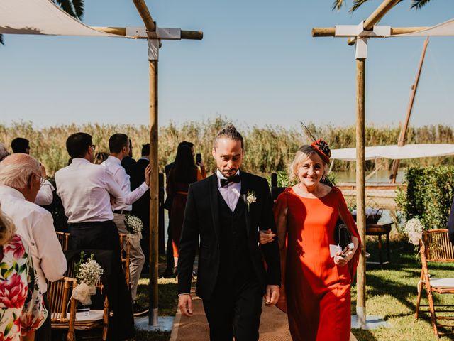 La boda de Alberto y Eleonora en El Palmar, Alicante 12