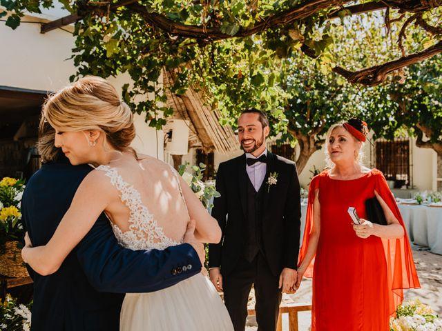 La boda de Alberto y Eleonora en El Palmar, Alicante 16