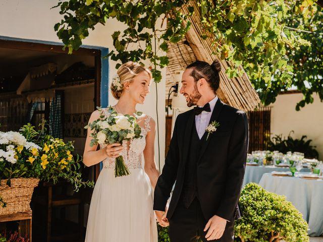 La boda de Alberto y Eleonora en El Palmar, Alicante 17