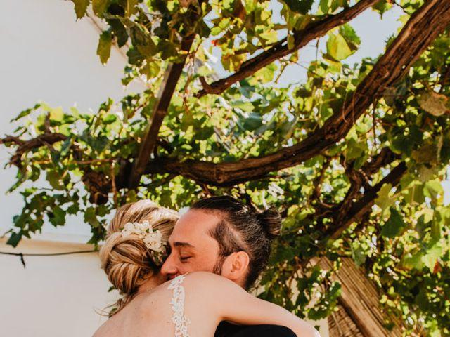 La boda de Alberto y Eleonora en El Palmar, Alicante 18