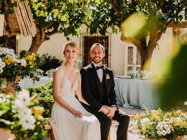 La boda de Alberto y Eleonora en El Palmar, Alicante 19