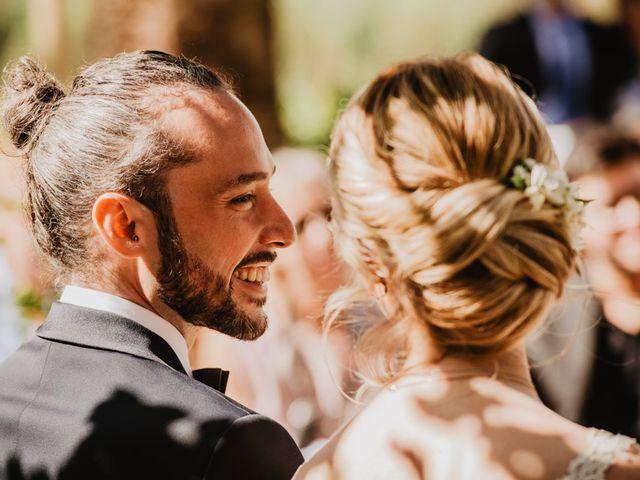La boda de Alberto y Eleonora en El Palmar, Alicante 20