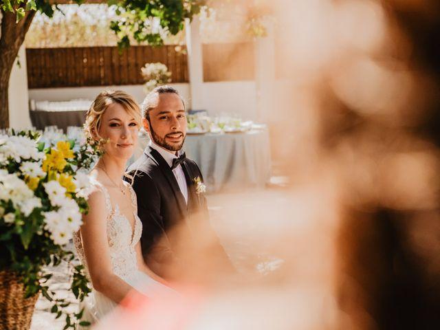 La boda de Alberto y Eleonora en El Palmar, Alicante 21