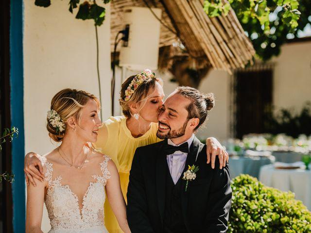 La boda de Alberto y Eleonora en El Palmar, Alicante 22