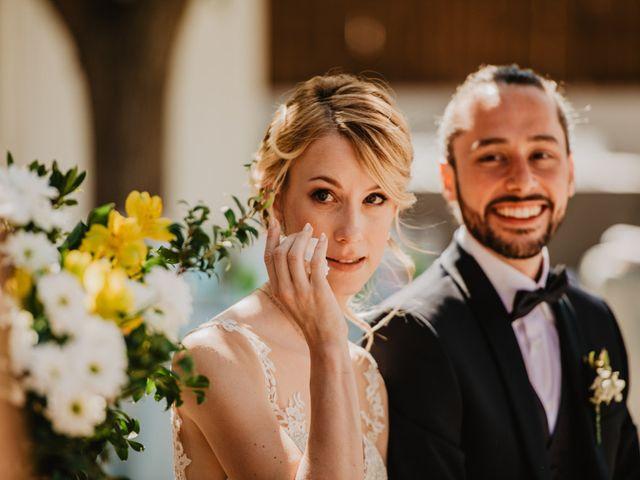 La boda de Alberto y Eleonora en El Palmar, Alicante 25