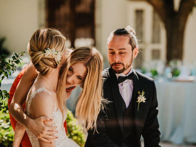 La boda de Alberto y Eleonora en El Palmar, Alicante 26
