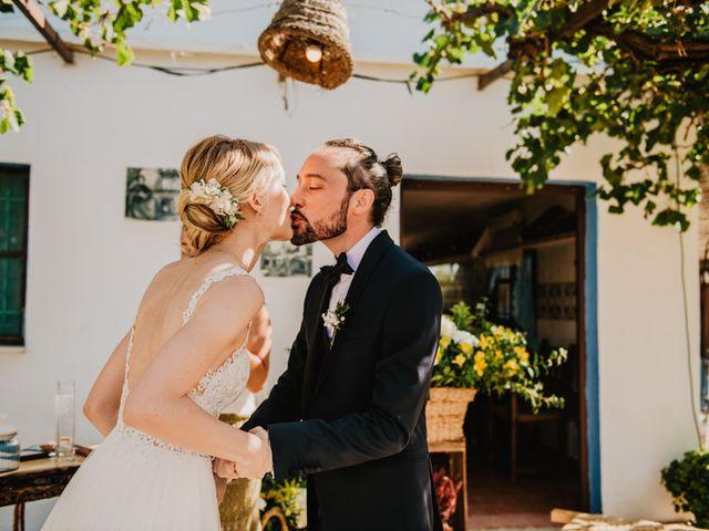 La boda de Alberto y Eleonora en El Palmar, Alicante 30