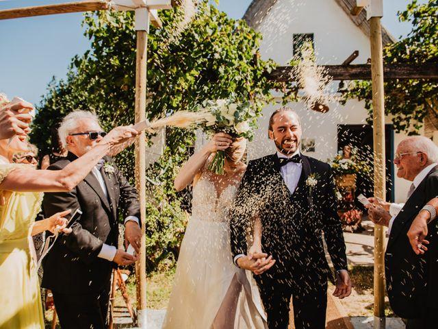 La boda de Alberto y Eleonora en El Palmar, Alicante 33