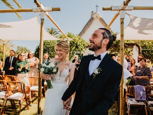 La boda de Alberto y Eleonora en El Palmar, Alicante 34