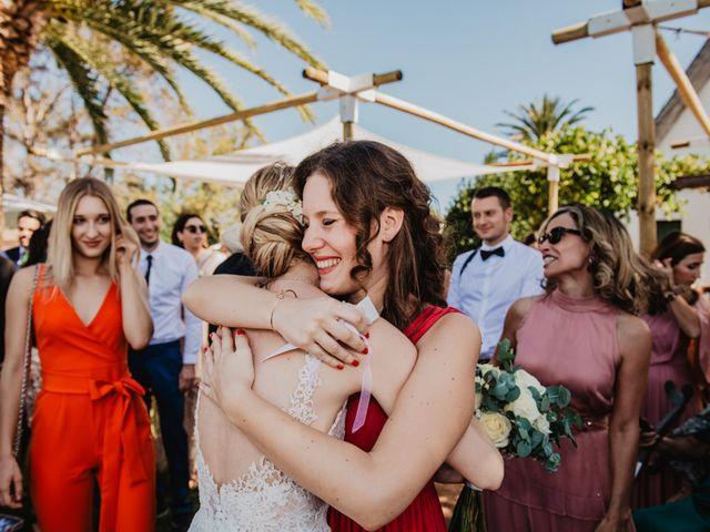 La boda de Alberto y Eleonora en El Palmar, Alicante 37