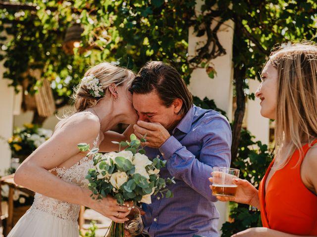 La boda de Alberto y Eleonora en El Palmar, Alicante 38