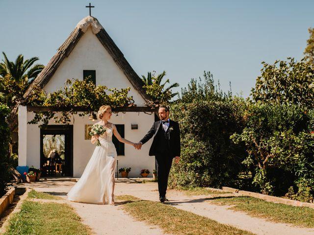 La boda de Eleonora y Alberto