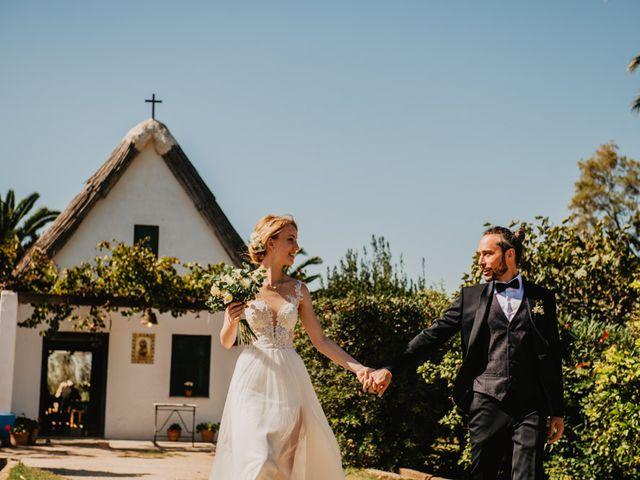 La boda de Alberto y Eleonora en El Palmar, Alicante 42