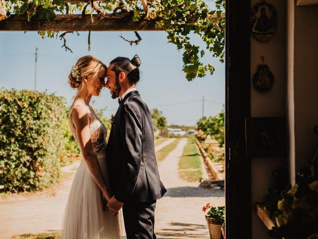 La boda de Alberto y Eleonora en El Palmar, Alicante 44