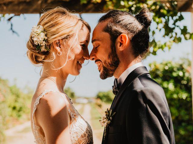 La boda de Alberto y Eleonora en El Palmar, Alicante 45