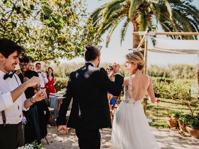 La boda de Alberto y Eleonora en El Palmar, Alicante 49