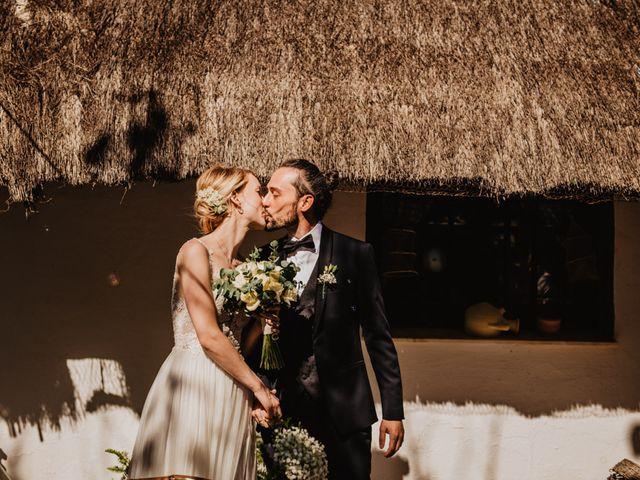 La boda de Alberto y Eleonora en El Palmar, Alicante 51