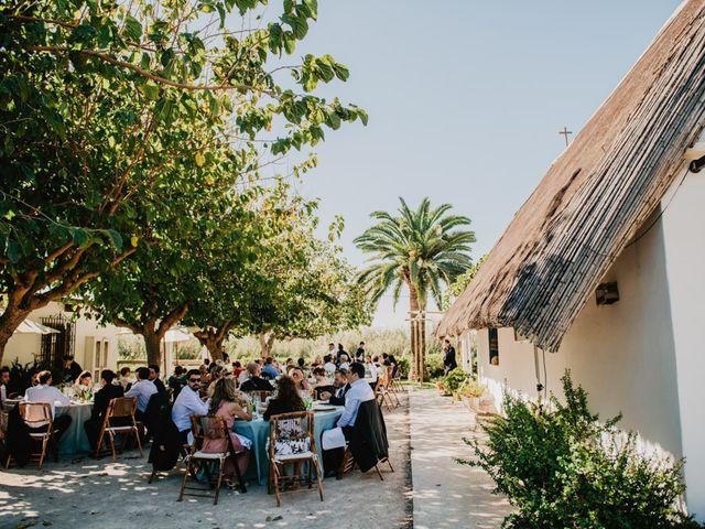La boda de Alberto y Eleonora en El Palmar, Alicante 52