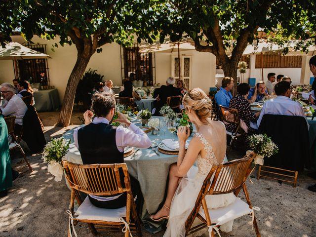 La boda de Alberto y Eleonora en El Palmar, Alicante 53