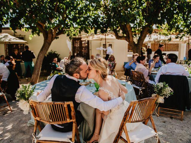 La boda de Alberto y Eleonora en El Palmar, Alicante 54
