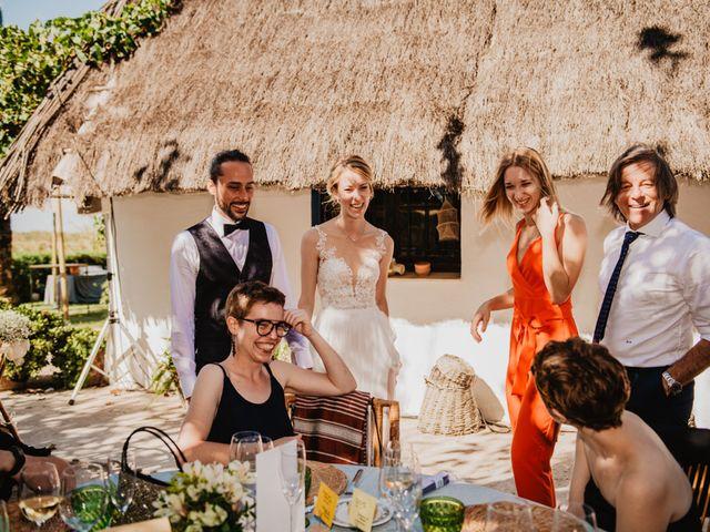 La boda de Alberto y Eleonora en El Palmar, Alicante 55