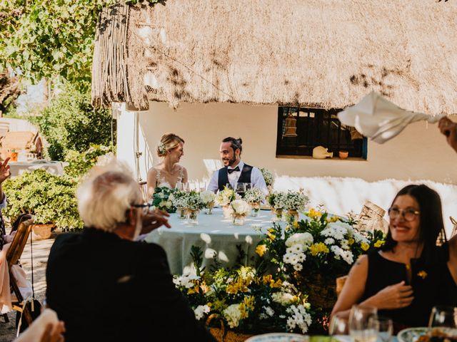 La boda de Alberto y Eleonora en El Palmar, Alicante 57