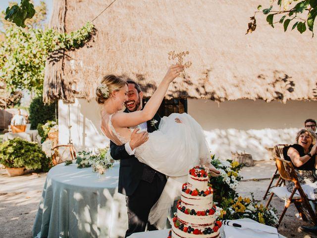 La boda de Alberto y Eleonora en El Palmar, Alicante 61