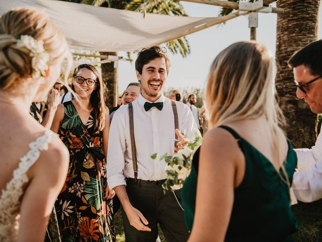La boda de Alberto y Eleonora en El Palmar, Alicante 65