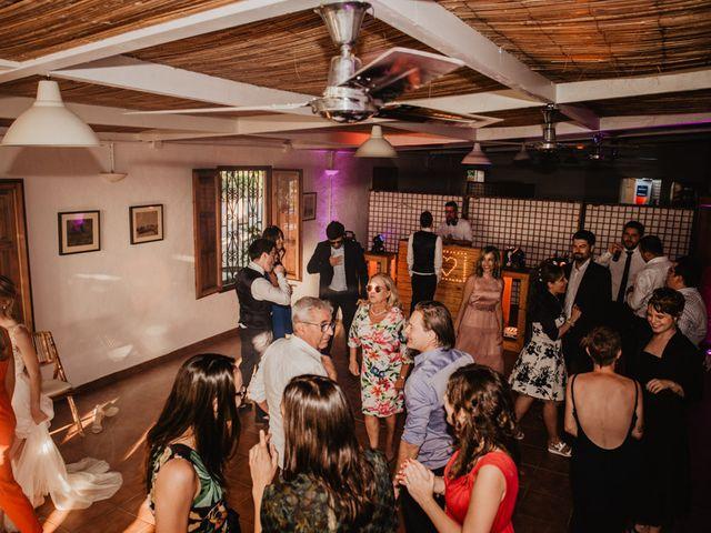 La boda de Alberto y Eleonora en El Palmar, Alicante 71